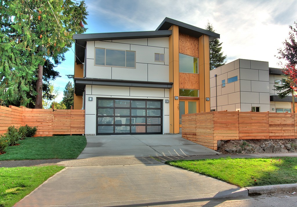 New home styles seattle vs the eastside bellevue for New home builders in seattle area