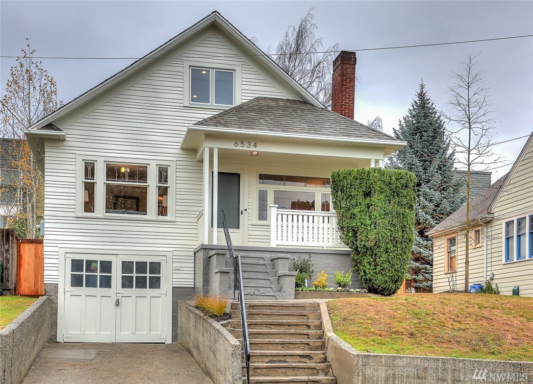 6534 16th Ave NW, Seattle, WA 98117 - 3 beds/1 bath