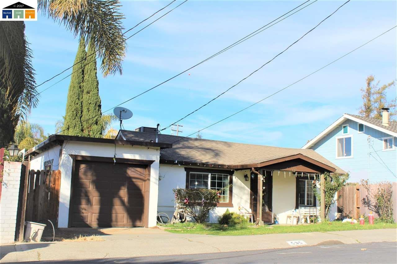 535 Central Ave Martinez Ca 94553 Mls 40806222 Redfin