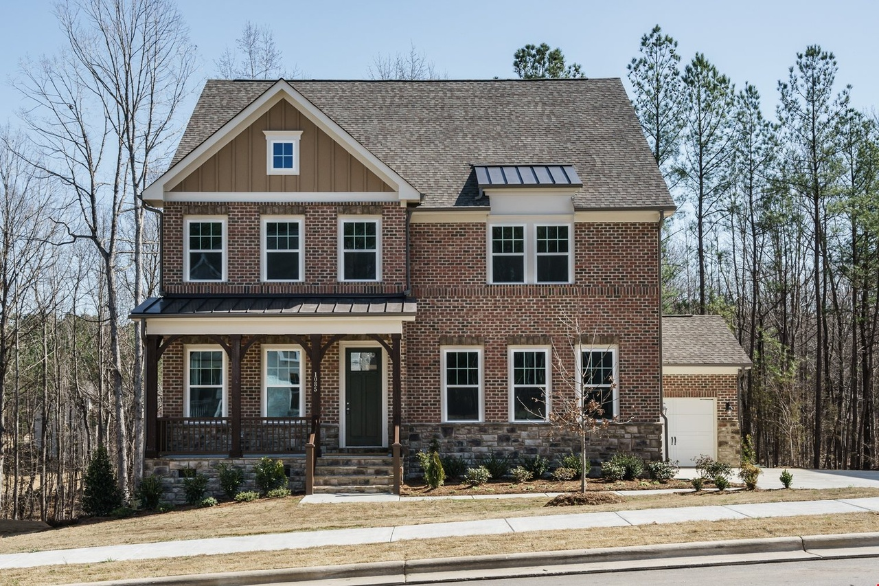 The Manchester, Cary, NC 27519 ($461,490+)   Redfin