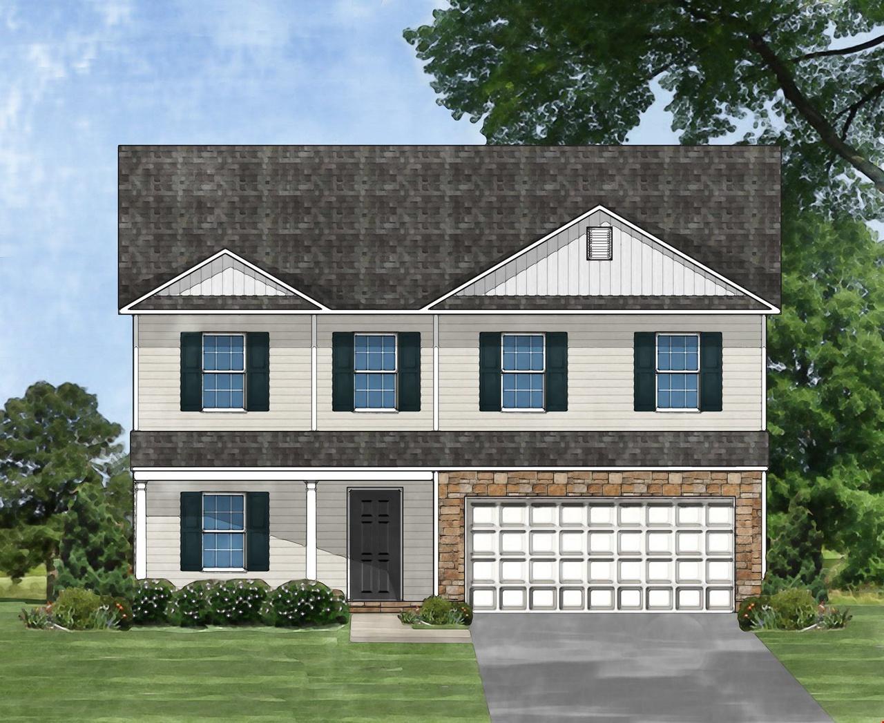 Davenport c lexington sc 29073 184 400 redfin for Home builders lexington sc