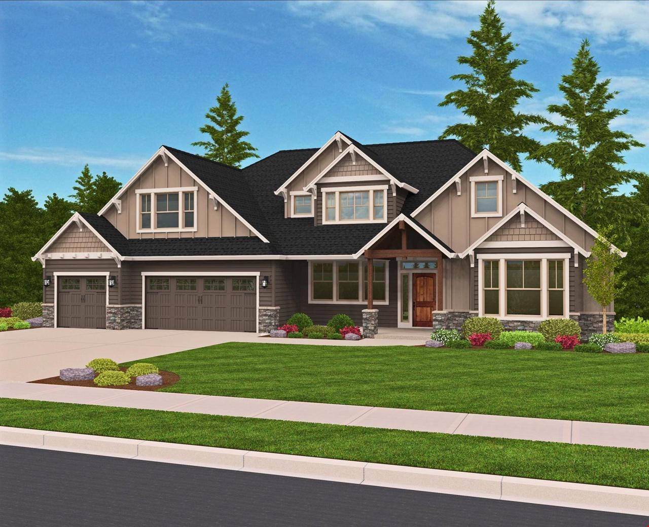 Shasta xxl vancouver wa 98682 758 000 redfin for Custom home builders vancouver wa