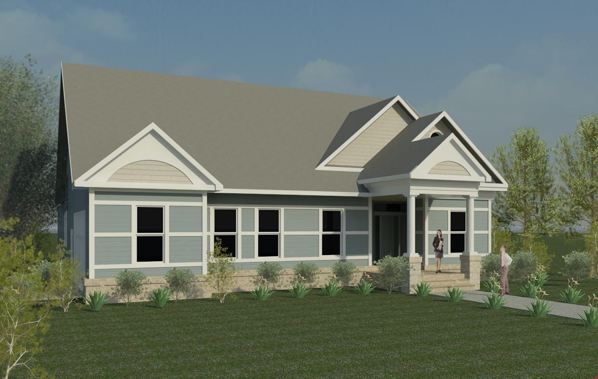 Ella contemporary elevation virginia beach va 23464 for Contemporary homes in virginia