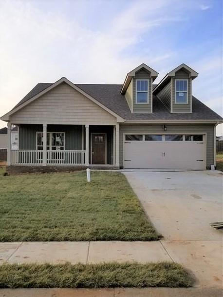 872 cherry blossom ln clarksville tn 37040 mls for New construction homes in clarksville tn