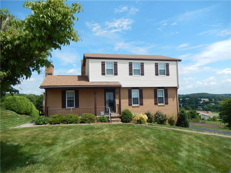24 waverly dr city of greensburg pa 15601 mls 1286224 for Home builders greensburg pa