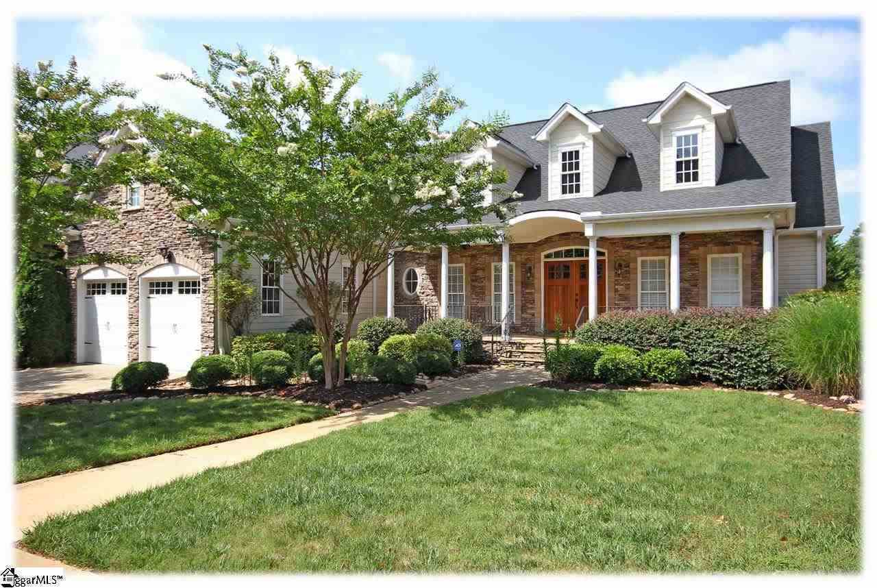 104 waverly hall ln simpsonville sc 29681 mls 1289282 for Hollison custom homes