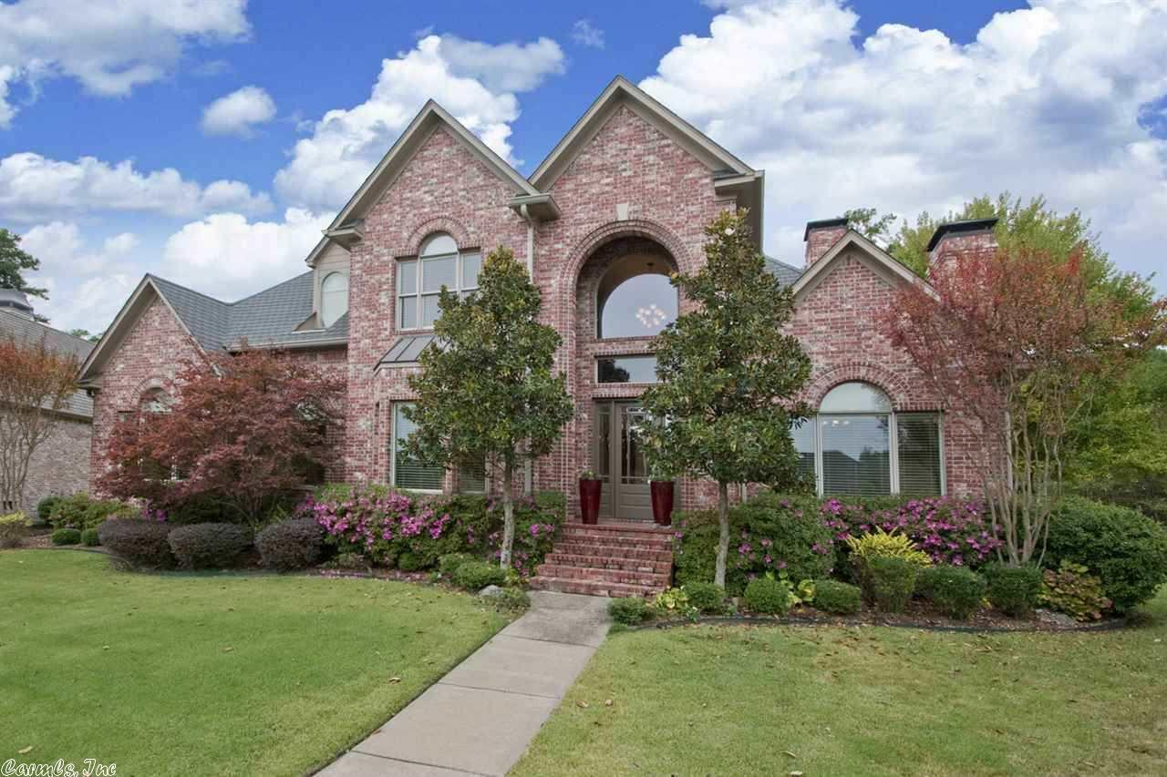 139 falata cir little rock ar 72223 mls 17000582 redfin for Cost to build a house in little rock