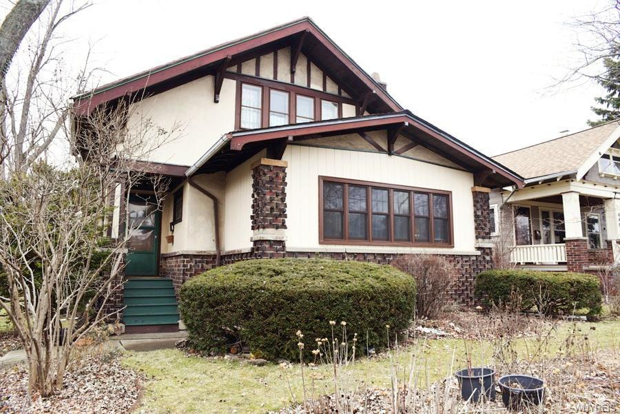 Buffalo Ny Parkside Home Sales