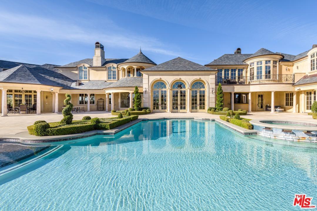 25220 walker rd hidden hills ca 91302 mls 18 303554 for Dream homes for sale in california