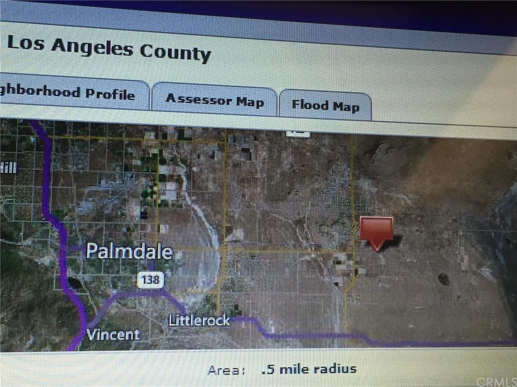 VacPalmdale BlVic  Ste Palmdale CA  MLS - Los angeles assessor map