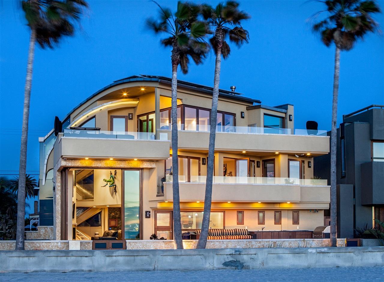 3921 Ocean Front Walk San Diego Ca 92109 Mls