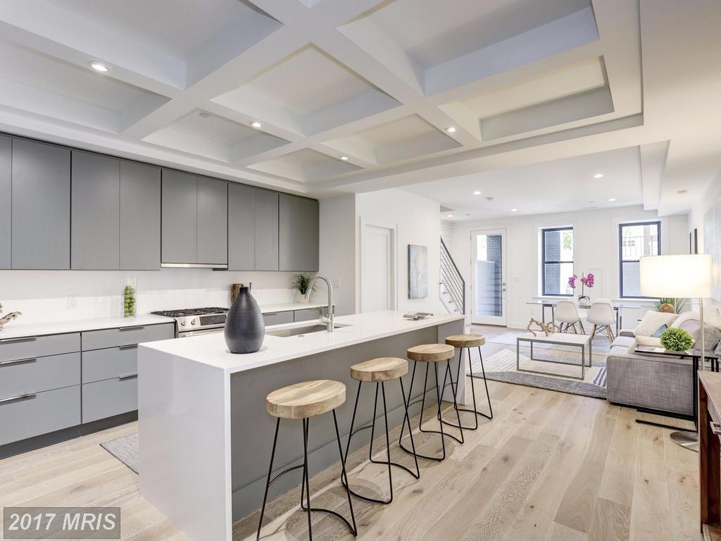 Two bedroom columbia heights unit with programmable heated bathroom - Two Bedroom Columbia Heights Unit With Programmable Heated Bathroom 20
