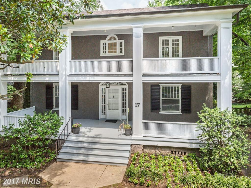 17 hesketh st chevy chase md 20815 mls mc10007200 - Maison ecologique maryland chavy chase ...