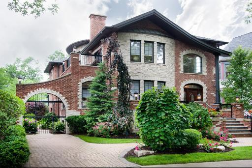 From the archives – a new 6-bedroom in Irving Park