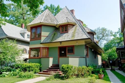 The Thomas Gale House, Oak Park, IL