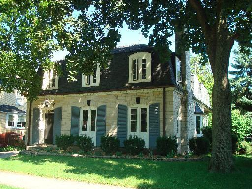Classic French Provincial listed for $659,000