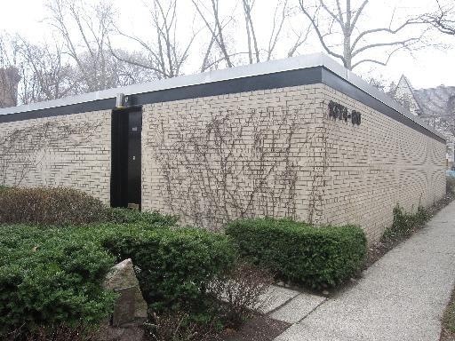 Modernist Atrium Home in Kenwood listed for $369K
