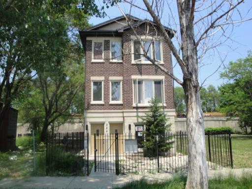 New North Lawndale listing at a mortgage fraudster's condo
