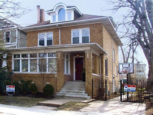 1465 W Cullom Ave, Chicago