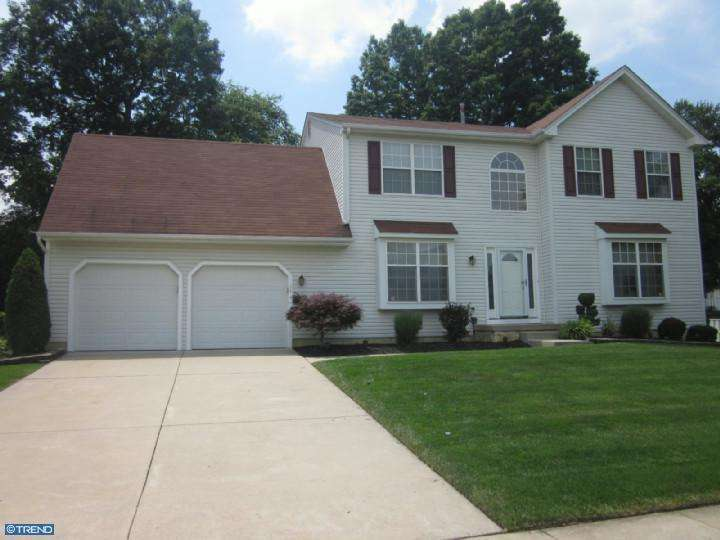 14 UNDERWOOD Ct BURLINGTON TOWNSHIP, NJ 08016underwood township